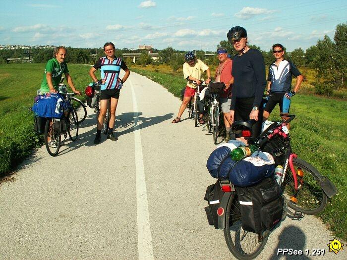 Dunajská cyklostezka